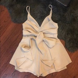 White Fox Boutique Romper